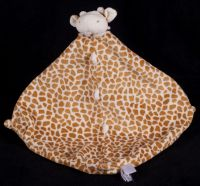 Angel Dear Giraffe Baby Blanket Plush Lovey